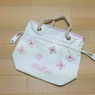 リズリサ(LIZ LISA)のリズリサ☆ノベルティトートバッグ未使用(トートバッグ)