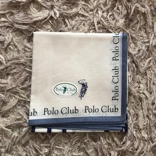 ポロクラブ(Polo Club)の新品未使用 Polo Club ハンカチ(ハンカチ/ポケットチーフ)
