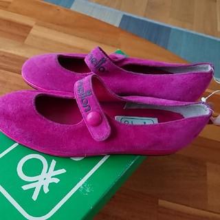 ベネトン(BENETTON)のbenetton 靴(ハイヒール/パンプス)