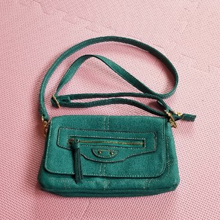 シマムラ(しまむら)のお財布ポシェット(ショルダーバッグ)