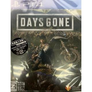 プレイステーション4(PlayStation4)の新品 PS4 Days Gone デイズゴーン(家庭用ゲームソフト)