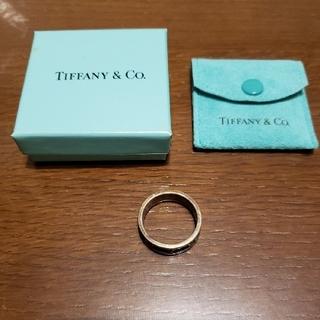 ティファニー(Tiffany & Co.)のTIFFANY指輪(リング(指輪))
