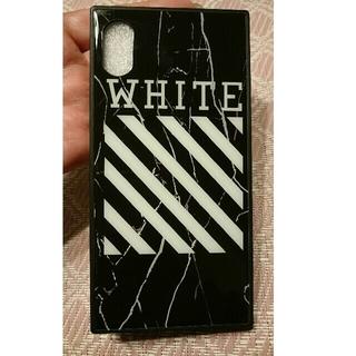 オフホワイト(OFF-WHITE)のOFF-WHITE    iPhoneケース   X(iPhoneケース)