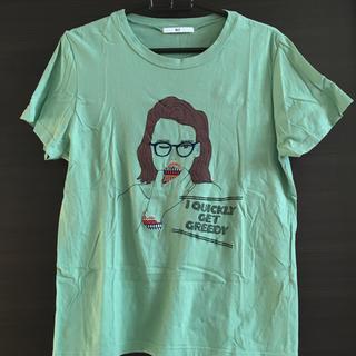 スライ(SLY)のSLY グリーンTシャツ(Tシャツ(半袖/袖なし))