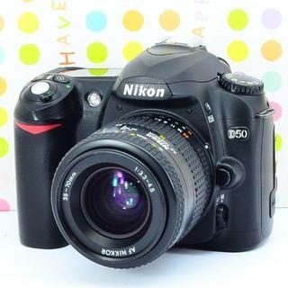 ニコン(Nikon)の✨初心者さんへ最適入門機✨ニコン NIKON D50 (デジタル一眼)