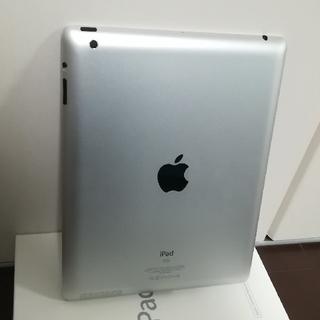 アップル(Apple)のApple iPad 第3世代 Wi-Fiモデル 32GB ブラック(タブレット)