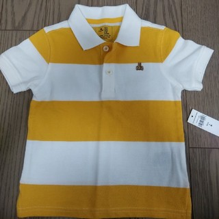 ベビーギャップ(babyGAP)のGAP Tシャツ ポロシャツ 95 100(Tシャツ/カットソー)