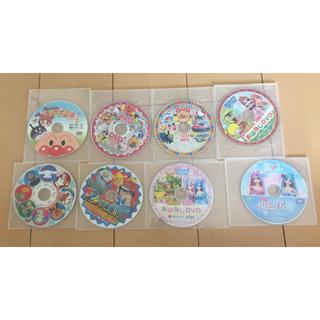 アンパンマン(アンパンマン)のアンパンマン   ポケモン りかちゃん DVD 8枚セット(キッズ/ファミリー)