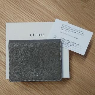 セリーヌ(celine)の【Ruiさん専用】CELINE カードケース&マリアンヌバトルブロー チ(名刺入れ/定期入れ)