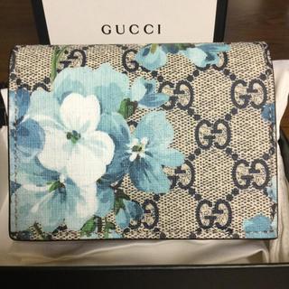 グッチ(Gucci)のグッチ 二つ折財布 【新品 未使用】(財布)