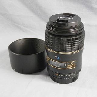 タムロン(TAMRON)のNikon用 タムロン SP AF 90mm F2.8 Di Macro 送料込(レンズ(単焦点))