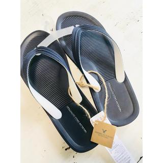 アメリカンイーグル(American Eagle)の【新品】American Eagle 新品 Men's slipper(ビーチサンダル)