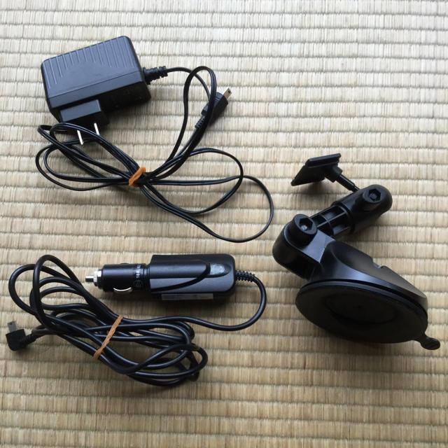 Yupiteru(ユピテル)のユピテル ポータブルナビゲーション YPB741 自動車/バイクの自動車(カーナビ/カーテレビ)の商品写真
