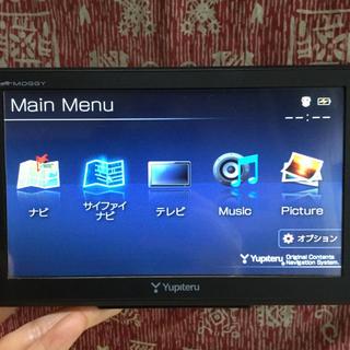 ユピテル(Yupiteru)のユピテル ポータブルナビゲーション YPB741(カーナビ/カーテレビ)