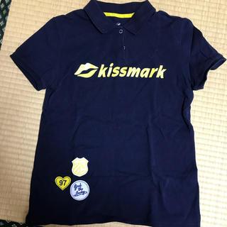 キスマーク(kissmark)のキスマーク ポロシャツ Lサイズ(ウエア)