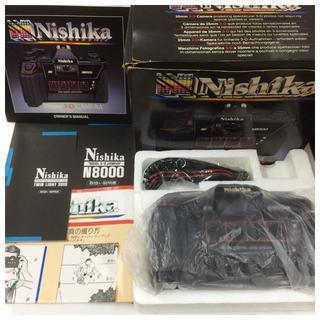 未使用 ニシカ 35mm 3D カメラ N8000 c030(その他)