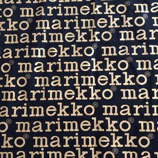 マリメッコ(marimekko)のmarimekko  ロゴ入り生地(生地/糸)