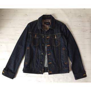 バーバリーブラックレーベル(BURBERRY BLACK LABEL)のBurberry black label denim jacket(Gジャン/デニムジャケット)
