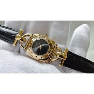 グッチ(Gucci)のGUCCI グッチ 6300L 女性用 クオーツ腕時計 電池新品 B2055ラ(腕時計)