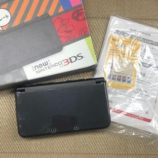 ニンテンドー3DS - ☆中古☆任天堂 New NINTENDO 3DS ブラック