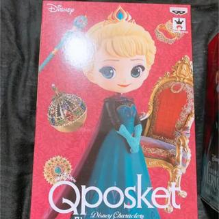 Disney - QpoSKet ディズニープリンセス フィギュア