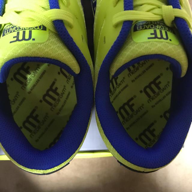 Achilles(アキレス)のしーばーん様専用!  メディフォーム ランニングシューズ  チケットのスポーツ(ランニング/ジョギング)の商品写真