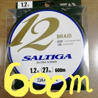 ダイワ(DAIWA)の600m  ソルティガ 12ブレイド 1.2号(釣り糸/ライン)