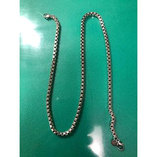 ティファニー(Tiffany & Co.)の特注ティファニーネックレス 54㎝(ネックレス)