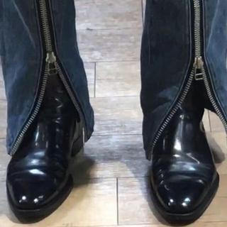 グッチ(Gucci)のGUCCI サイドゴアブーツ(ブーツ)