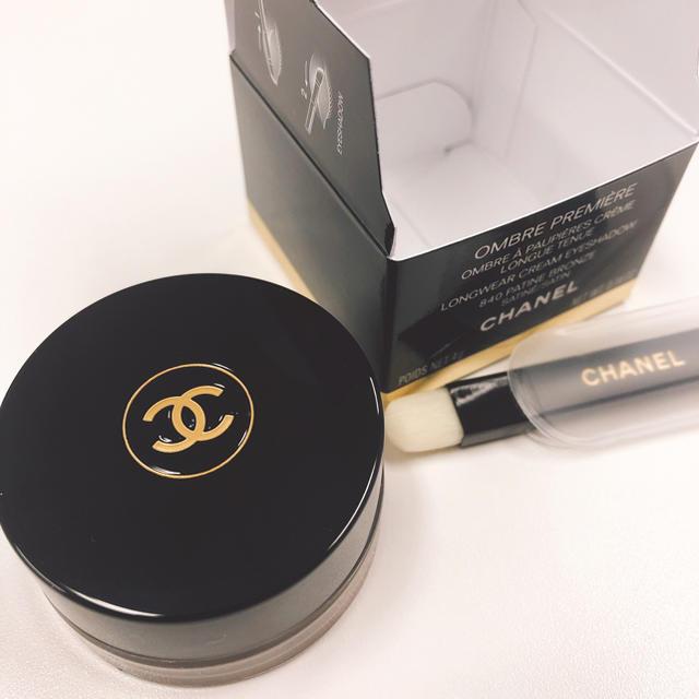 CHANEL(シャネル)のCHANEL オンブル プルミエール クレーム クリーム アイシャドウ コスメ/美容のベースメイク/化粧品(アイシャドウ)の商品写真