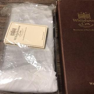 ホワイトハウスコックス(WHITEHOUSE COX)のwhite house cox 財布 (長財布)