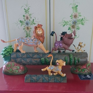 Disney - Disney tradition ライオンキング フィギュア