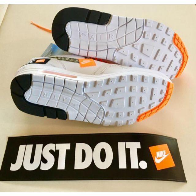 NIKE(ナイキ)のNIKE AIR MAX1 JUST DO IT ナイキ エアマックス1 メンズの靴/シューズ(スニーカー)の商品写真