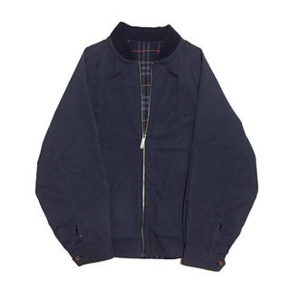 バーバリー(BURBERRY)のBurberry nova check reversible blouson(ブルゾン)
