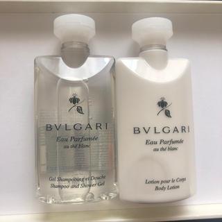 ブルガリ(BVLGARI)のブルガリ シャワージェル ボディーミルク(ボディソープ / 石鹸)