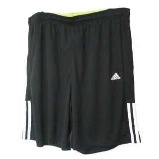 アディダス(adidas)の大きいサイズ新品XO★アディダス黒クライマクールハーフパンツ(ショートパンツ)
