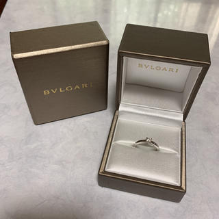 ブルガリ(BVLGARI)のブルガリ グリフ ダイヤモンド(リング(指輪))