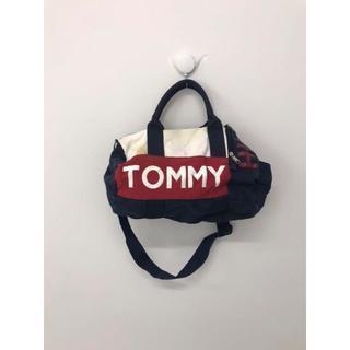 トミーヒルフィガー(TOMMY HILFIGER)のTOMMY HILFIGER ハンド&ショルダーバッグ 2way!(ショルダーバッグ)