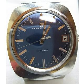 ジラールペルゴ(GIRARD-PERREGAUX)のジラールペルゴ 1974' 稼働品(腕時計(アナログ))