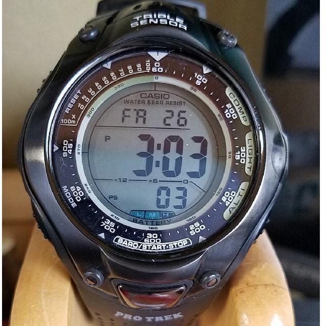 CASIO(カシオ)のプロトレック フィールザフィールド メンズの時計(腕時計(デジタル))の商品写真
