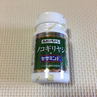 サントリー(サントリー)のサントリー ノコギリヤシ+セサミンE 90粒(その他)