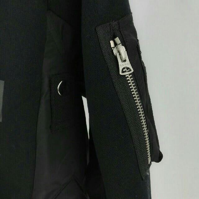sacai(サカイ)のsacai nike コート パーカー メンズのトップス(パーカー)の商品写真