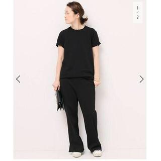 タグ付き新品 Deuxieme Classe EVERYDAY T-Shirt黒