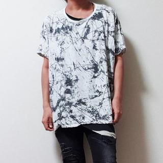 バッファローボブス(BUFFALO BOBS)のCIVARIZE シヴァライズ ドルマン Tシャツ 半袖 ビッグT(Tシャツ/カットソー(半袖/袖なし))