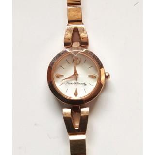 ピンキーアンドダイアン(Pinky&Dianne)の腕時計   Pinky&Dianne  ピンクゴールド(腕時計)