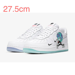 quality design 57e28 01cd6 ナイキ(NIKE)のNIKE AIR FORCE 1 EARTH DAY COLLECTION (スニーカー)