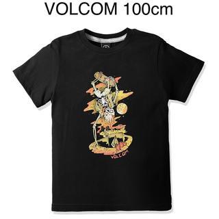 ボルコム(volcom)の新品 VOLCOMボルコム キッズ 半袖  Tシャツ  100㎝ 定価3132円(サーフィン)