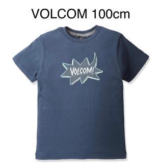 ボルコム(volcom)の新品  VOLCOM キッズ 半袖 Tシャツ 100㎝ 定価3132円(サーフィン)