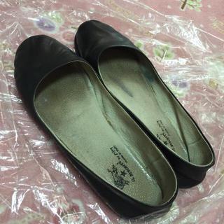 イルビゾンテ(IL BISONTE)のイルビゾンテ♡パンプス(ローファー/革靴)