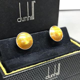 ダンヒル(Dunhill)の定価50,000円程 ダンヒル ヘッドライト 925 カフリンクス カフス(カフリンクス)